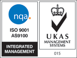 AS9100 and ISO9001:2015 management systems UKAS 015